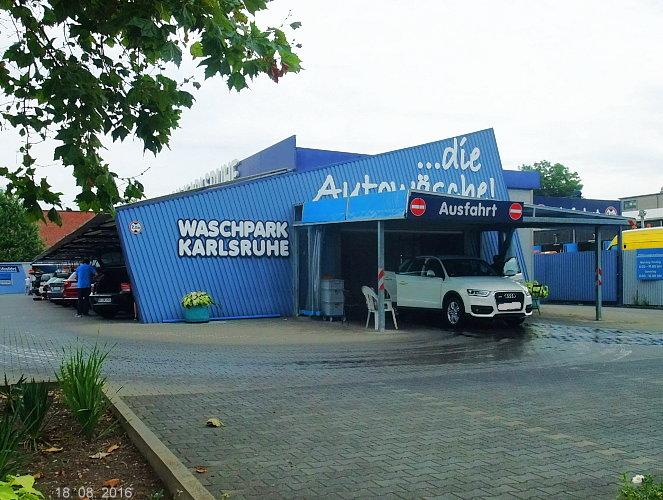 Waschpark Karlsruhe