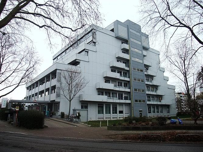 Krankenhaus Durlach