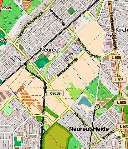 Neureut Heide